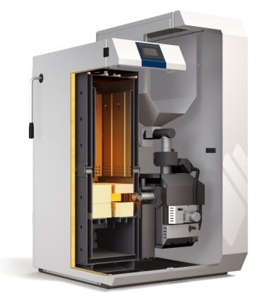 pelletheizung und solarthermie klimaanlage zu hause. Black Bedroom Furniture Sets. Home Design Ideas